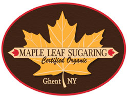 Maple Leaf Sugaring